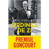 Ordinea de zi - Eric Vuillard, editura Litera