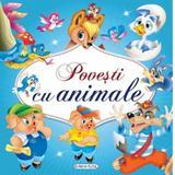 Povesti cu animale, editura Girasol