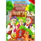 Ridichea uriasa - Carte de colorat, editura Eurobookids
