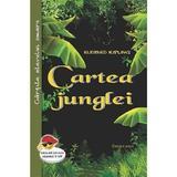 Cartea junglei - Rudyard Kipling, editura Cartex