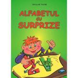 Alfabetul cu surprize - Niculae Tache, editura Exigent