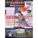 Tactica si strategia nr.6 -  Aprilie 2019, editura Marist
