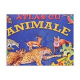 Atlas cu animale, editura Flamingo