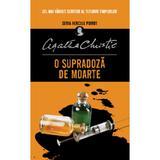 O supradoza de moarte - Agatha Christie, editura Litera
