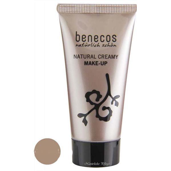 Fond de Ten Bio Nude pentru Ten Inchis Benecos, 30ml imagine produs