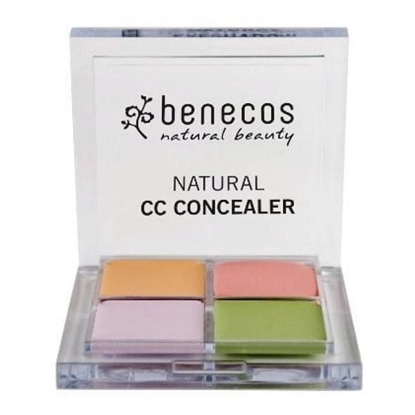 Corector Bio Multifunctional CC Concealer Benecos, 6g imagine produs