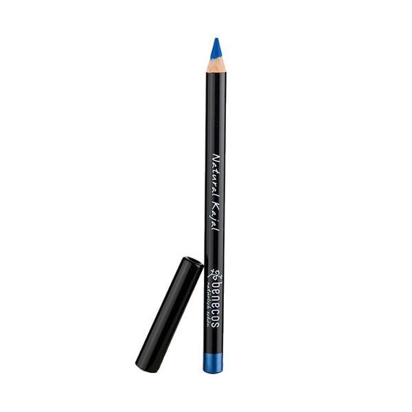 Creion Kajal Bio pentru Ochi Bright Blue Benecos imagine