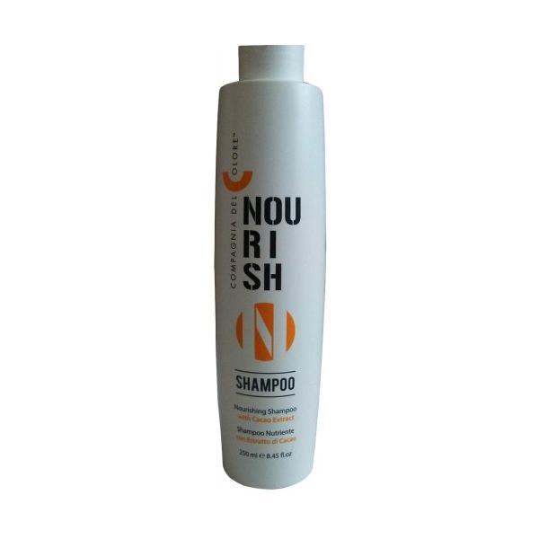 Sampon Nourish Compagnia del Colore, 250 ml imagine