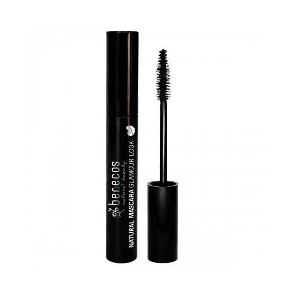 Rimel Glamour Look Ultimate Black Benecos, 8ml imagine produs