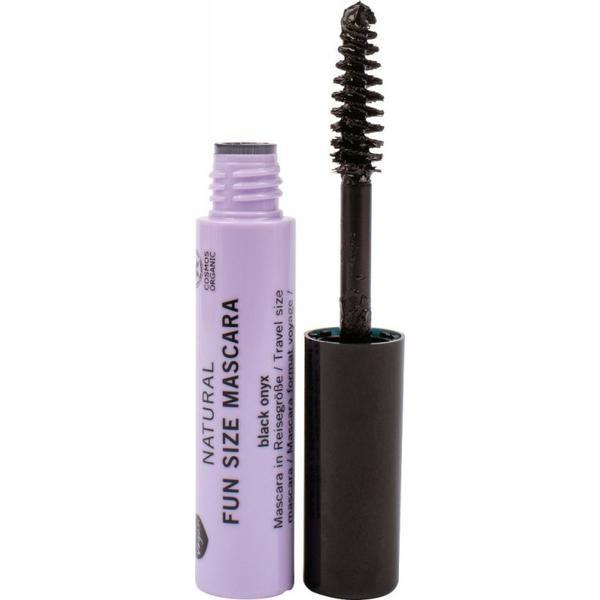Mini Rimel Fun Size Mascara Black Onyx Benecos, 2,5ml imagine produs