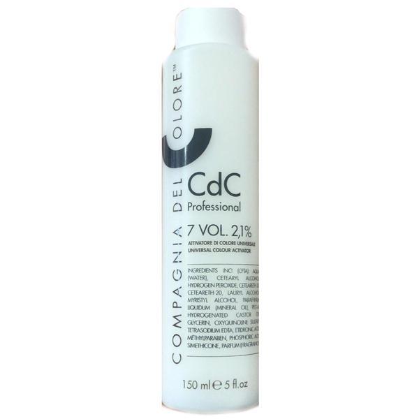 Crema Oxidanta - Compagnia del Colore 2,1 % 7 Vol 150 ml imagine produs