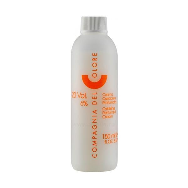 Crema Oxidanta - Compagnia del Colore 6% 20 Vol 150 ml imagine produs