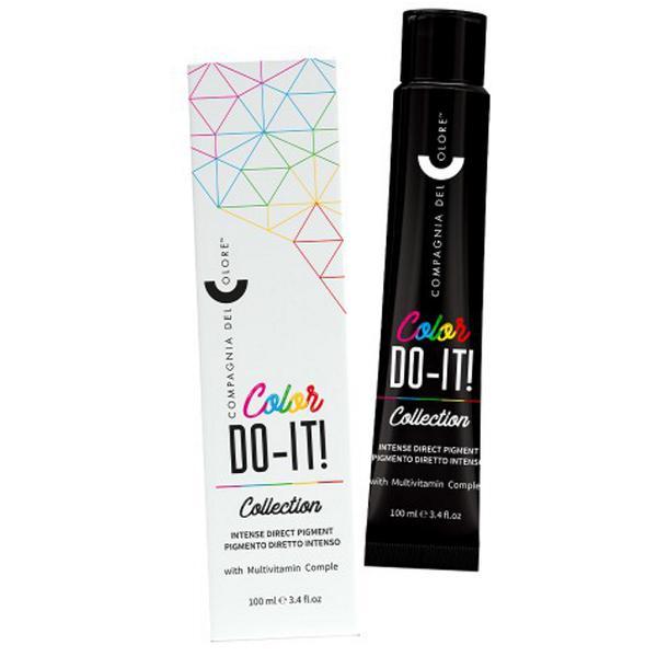 Pigment Color Do-It Compagnia del Colore, nuanta Liquid Mirror 100 ml imagine produs
