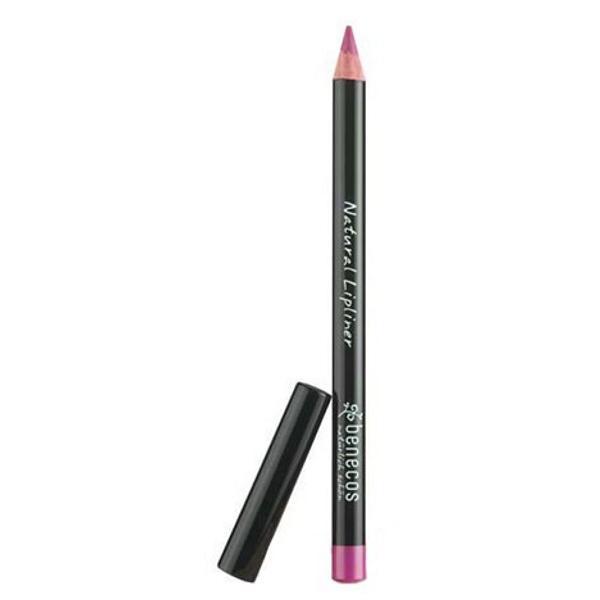 Creion Bio pentru Contur Buze Pink (Roz) Benecos imagine produs