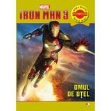 Marvel Iron Man 3 - Omul De Otel, editura Litera