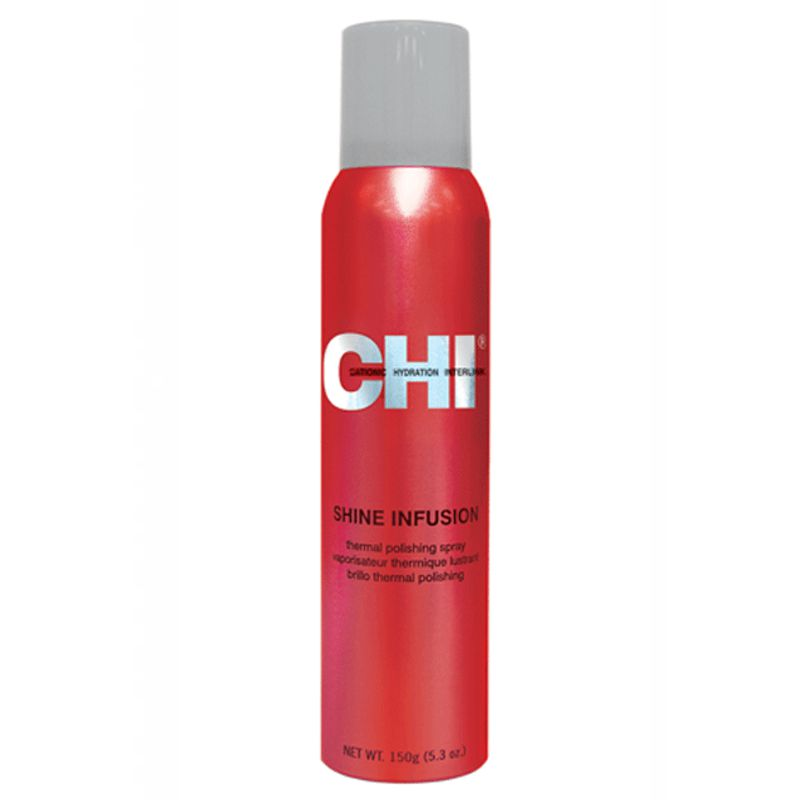 Spray Termic pentru Stralucire - CHI Farouk Shine Infusion Hair Spray 150 g imagine produs