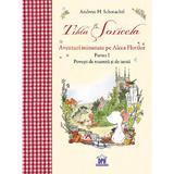 Tilda Soricela - Aventuri minunate pe Aleea Florilor - partea I - povesti de toamna si de iarna, autor Andreas H. Schmachtl, editura Didactica Publishing House