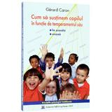Cum sa sustinem copilul in functie de temperamentul sau, autor Gérard Caron, editura Didactica Publishing House