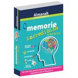 Almanah - O activitate pe zi - O memorie incredibila in 365 de zile, editura Didactica Publishing House