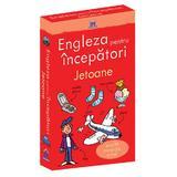 Engleza pentru incepatori - Jetoane, autor Susan Meredith, editura Didactica Publishing House