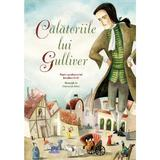 Calatoriile lui Gulliver, autor Jonathan Swift (adaptare), editura Didactica Publishing House