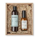 Set cadou ingrijire ten pentru barbati, Barberians(gel de curatare fata 200ml+crema&aftershave 100ml)