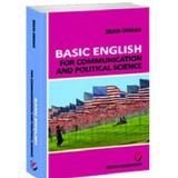 Basic english for communication and political science - Silvia Osman, editura Universitara