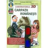 Laboratorul 3d. Carpatii Romanesti - Ionut Popa, Danut Calin, Daniel Ciupitu, editura Cd Press