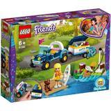 LEGO Friends - Vehiculul cu remorca al Stephaniei