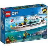 LEGO City - Iaht pentru scufundari