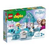 LEGO Duplo -  Elsa si Olaf la petrecere