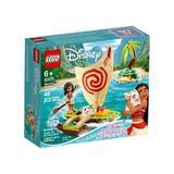 LEGO Disney Princess - Aventura pe ocean a Moanei