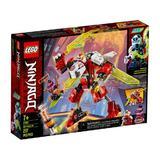 LEGO Ninjago - Robotul Avion al lui Kai