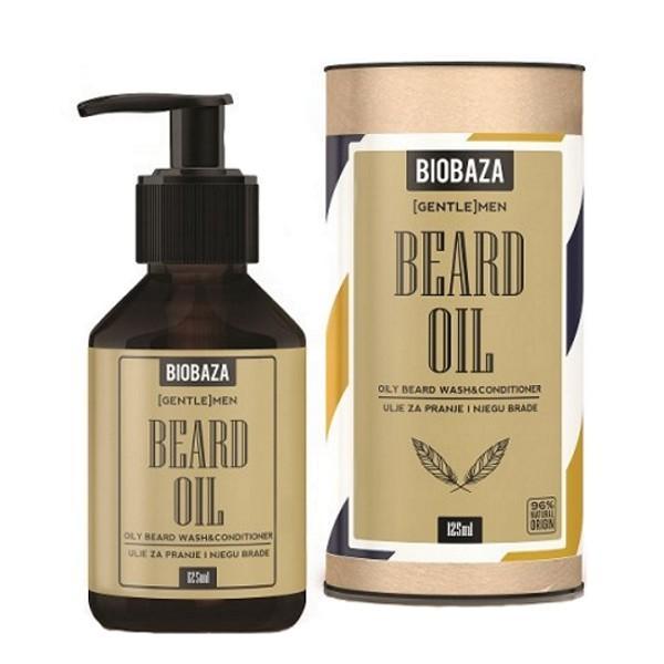 Ulei Natural pentru Barba Biobaza, 125ml