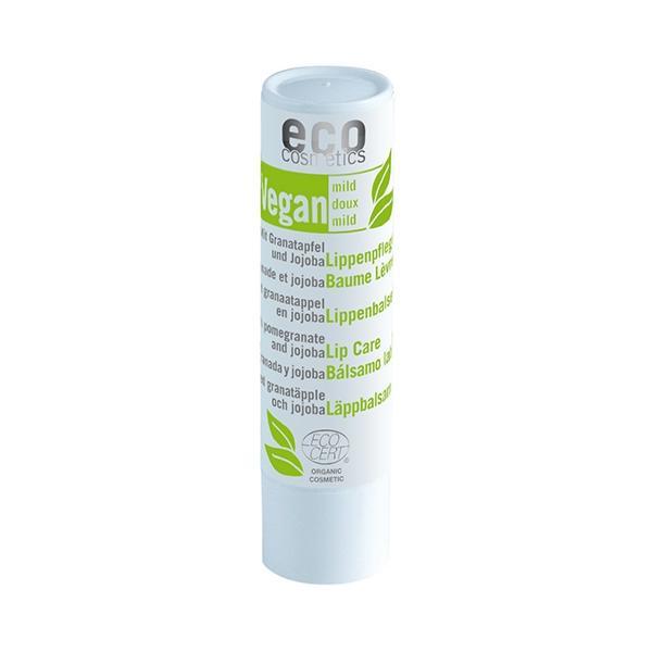 Balsam de Buze Bio cu Rodie si Jojoba Eco Cosmetics, 4g imagine produs