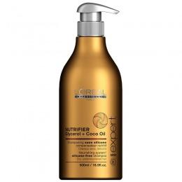 Sampon Nutritiv - L'oreal Professionnel Nutrifier Shampoo 500 ml
