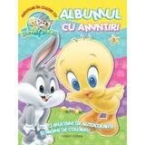 Aventuri un culori cu Baby Looney Tunes 3 - Albumul cu amintiri, editura Corint
