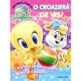 Aventuri in culori cu Baby Looney Tunes 2 - O croaziera de vis!, editura Corint