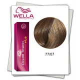 Vopsea fara Amoniac - Wella Professionals Color Touch Plus nuanta 77/07
