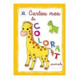 Cartea mea de colorat: Animale, editura Didactica Publishing House