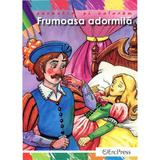 Frumoasa Adormita - Citim si coloram, editura Erc Press