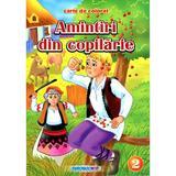 Amintiri din copilarie 2 - Carte de colorat, editura Eurobookids