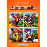 Anotimpurile - Carte de colorat, editura Eurobookids