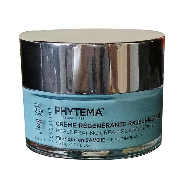 Crema Bio regeneranta de reintinerire, Creme Regenerante Rajeunissante, Phytema 50ml