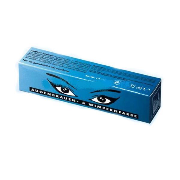 Vopsea MC pentru Gene si Sprancene, nuanta Negru Albastrui, Comair Professional 15 ml imagine produs