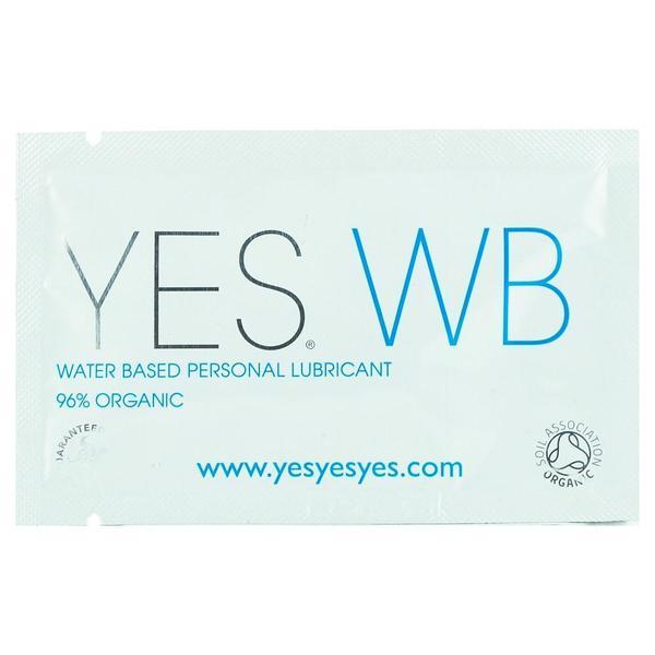 Lubrifiant Organic pe Baza de Apa Yes, 7ml imagine produs