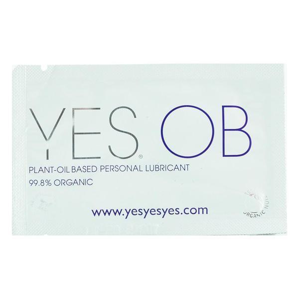 Lubrifiant Organic pe Baza de Ulei Yes, 7ml imagine produs