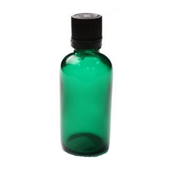 Sticla pentru Uleiuri Pet Verde Akoma Skincare