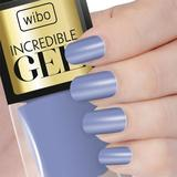 Lac de Unghii Incredible Gel no 13 Wibo, 8.5 ml