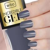 Lac de Unghii Incredible Gel no 12 Wibo, 8.5 ml